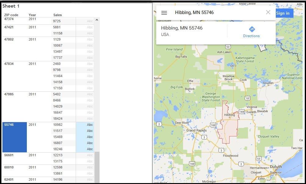Google Maps in Tableau – Analytics Tuts